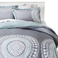 Room Essentials® Medallion Duvet Cover Set