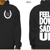 Saddle Up Equestrian Hoodie