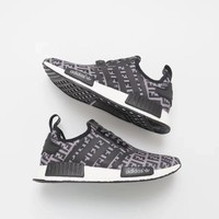 FENDI x Adidas NMD R1 Boost Sneakers