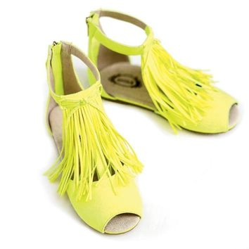 Outlet Joyfolie Reese in Sunny Lime