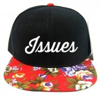 Floral Hat from Issues