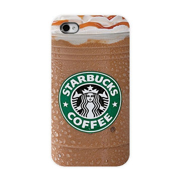 Starbucks coffee drink Case For Apple iPhone 5C 5c fitted hard case