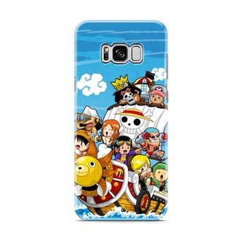 One Piece Anime Samsung Galaxy S8 | Galaxy S8 Plus Case