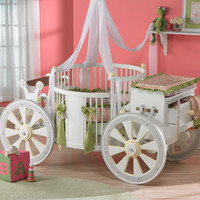 Majestic Carriage Crib : Ultimate Posh at PoshTots