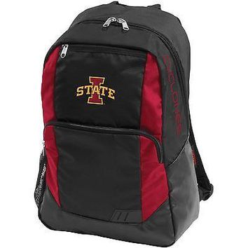 NCAA ISU Iowa State Cyclones Closer Backpack Laptop Compartment