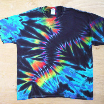 Prism Tie Dye by tiedyetodd on Etsy
