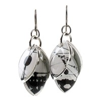 """On A Wire Dangle Earrings - One 2"""" Pair Ready to Ship"""