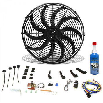 Zirgo High Performance VW Beetle Cooling System Kit