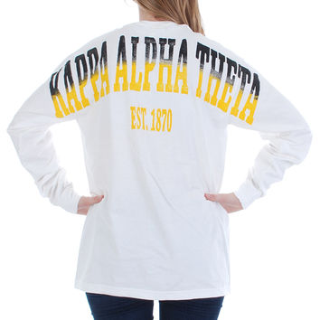 Kappa Alpha Theta Color Series Stadium Jersey