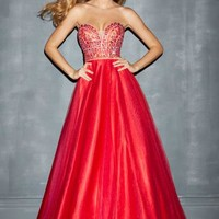 Night Moves 7003 at Prom Dress Shop