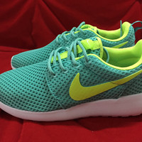 Nike Roshe One (Breeze Edition/Teal Volt)