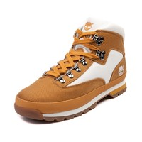 Mens Timberland Canvas Euro Hiker Boot