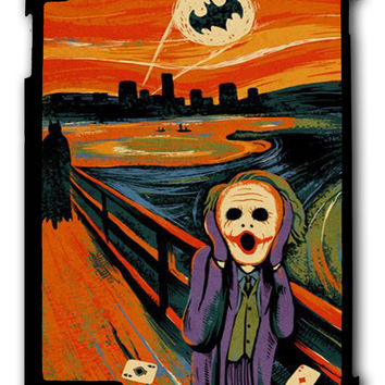 Batman Joker Starry Night Van Gogh iPad case, Available for iPad 2, iPad 3, iPad 4 , iPad mini and iPad Air