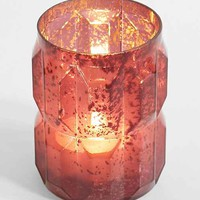 Mercury Glass Votive Candle Holder