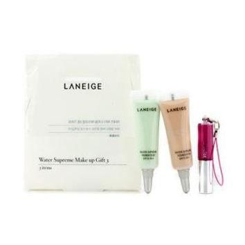 Korean Cosmetics, Laneige Water Supreme Make up Gift Set of 3pcs