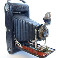 Vintage No.3A Kodak Folding Camera - Antique Film Camera