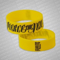 Logo Yellow : Pierce The Veil