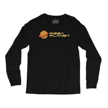Pizza Planet Long Sleeve Shirts