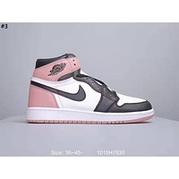 Air Jordan 1 Mid Tide brand simple and versatile basketball shoes #3