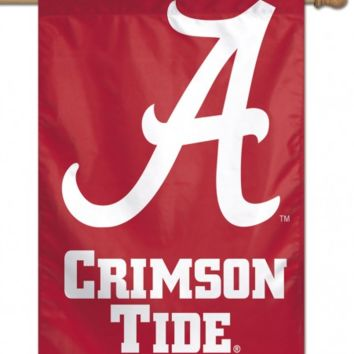 Alabama Crimson Tide Vertical Flag 28x40