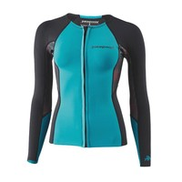 Patagonia Women's R1® Long-Sleeved Wetsuit Top