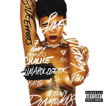 Rihanna ‎– Unapologetic LP