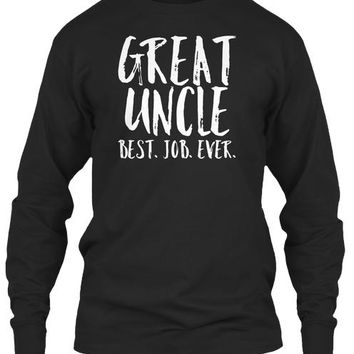 Great Uncle Best Job Ever Funcle Aunt