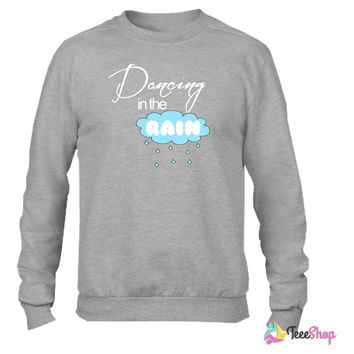 B.A.P Dancing in the Rain Crewneck sweatshirtt