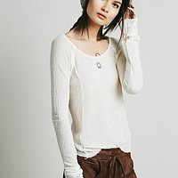 Intimately Womens Sneaky Cuff Layering