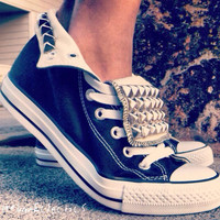 Studded Converse (FREE SHIPPING)