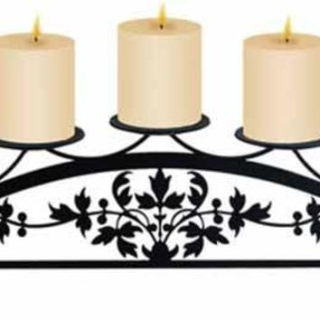 Wrought Iron Victorian Table Center Piece