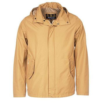 Arcus Jacket in Camel by Barbour