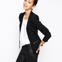 New Look Crepe Suit Blazer