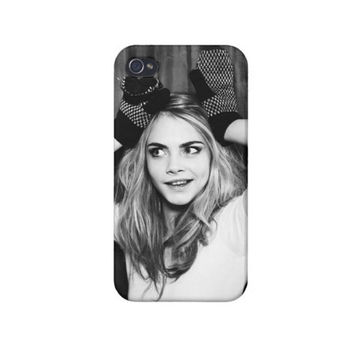 cara delevingne iPhone 4/4s/5 & iPod 4/5 Case