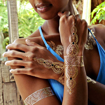 Flash Tattoos - Sheebani
