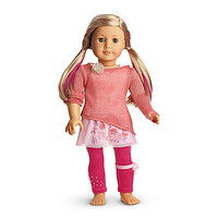 American Girl® Clothing: Isabelle's Mix & Match Outfit for Dolls # 4