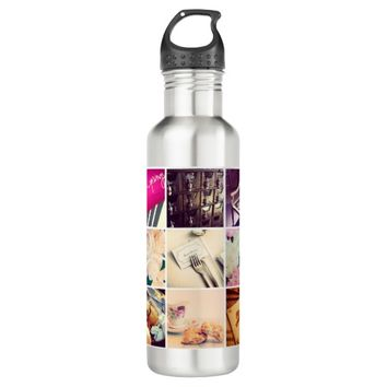 Create Your Own Instagram Water Bottle
