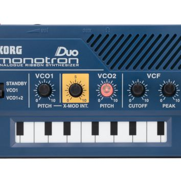 Korg Monotron Duo Analogue Ribbon Synthesizer