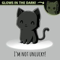 Lucky Kitty | Funny, cute & nerdy shirts – TeeTurtle