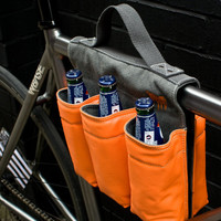 6-Bottle Bike Bag at Firebox.com