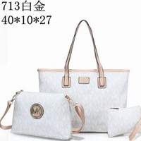 MK PURSE WOMEN HANDBAG TOTES+WALLET SHOULDER BAG MK713