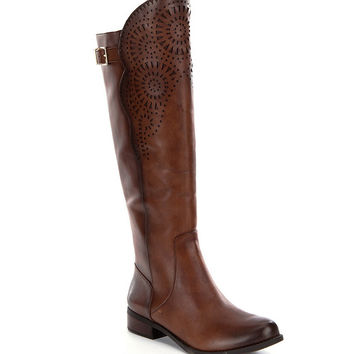 Gianni Bini Scotlyn Riding Boots | Dillards