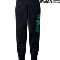 WOMEN SPRZ NY SWEAT PANTS (KEITH HARING) | UNIQLO