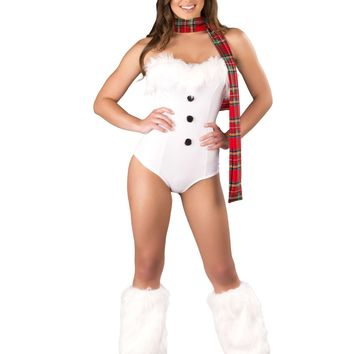 3pc Ice Queen Costume