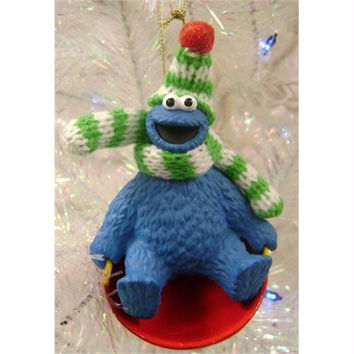 Christmas Ornament - Sesame Street