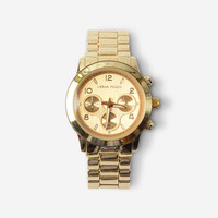 The Urban Watch: Gold