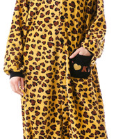 Sazac Kigurumi Hello Kitty Leopard