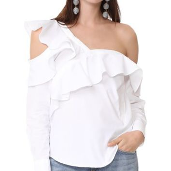 Look of Love Off Shoulder Top
