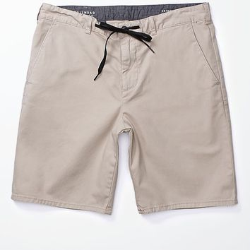Chino Shorts - Mens Shorts - Gray