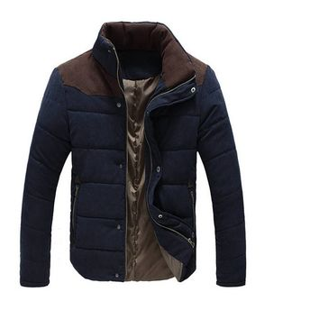 Winter Warm Outwear Coat For Men